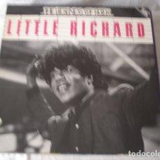 Discos de vinilo: LITTLE RICHARD THE LEGENDS OF ROCK. Lote 178836871