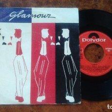 Discos de vinilo: GLAMOUR - INTENTO OLVIDAR - SINGLE 1982. Lote 178837477
