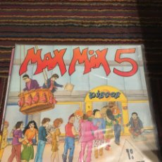 Discos de vinilo: VARIOS - MAX MIX 5 1 PARTE . Lote 178841982