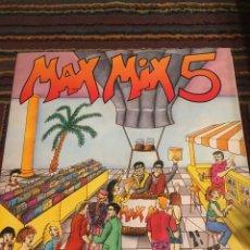 Discos de vinilo: MAX MIX 5 (2ª PARTE) . Lote 178842048
