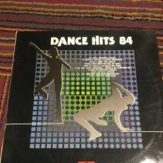 Discos de vinilo: LP (VINILO) DANCE HITS 84 . Lote 178843066