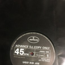 Discos de vinilo: UGLY KID JOE - BUSY BEE - ADVANCE DJ COPY ONLY. Lote 178844415
