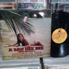 Discos de vinilo: LMV - A BAN NEE BEE, PREMIO EUROVISION'78. NEVADA 1978, REF. NC. 50-1292. LP. Lote 178857976