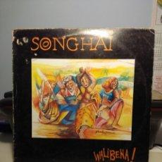 Discos de vinilo: LP SONGHAI ( AFRO FUNK FOLK SOUND ). Lote 178868788