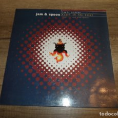 Discos de vinilo: JAM & SPOON - RIGHT IN THE NIGHT. Lote 178869593
