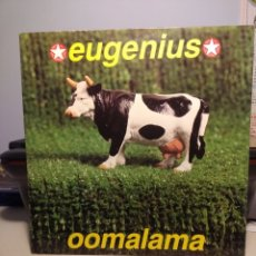 Discos de vinilo: LP EUGENIUS : OOMALAMA (GLASGOW INDIE ROCK BAND ). Lote 178884416