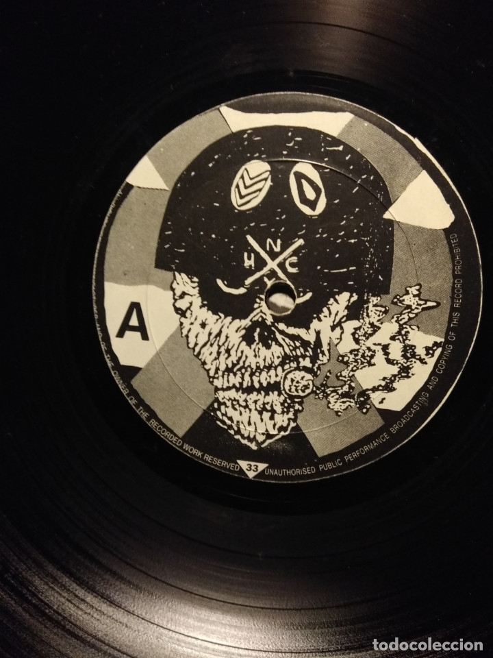 Discos de vinilo: LP THE JESUS AND MARY CHAIN : 3.DEZ.1989 BERLIN - METROPOL - Foto 3 - 178885045