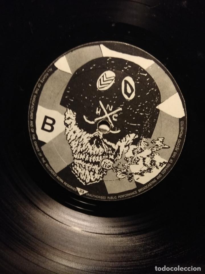 Discos de vinilo: LP THE JESUS AND MARY CHAIN : 3.DEZ.1989 BERLIN - METROPOL - Foto 4 - 178885045