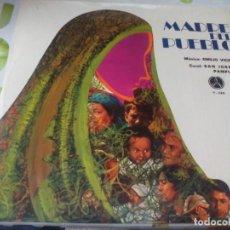 Discos de vinilo: LP. MADRE DEL PUEBLO --EMILIO VICENTE. Lote 178888356