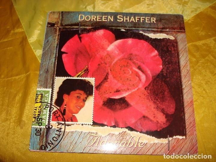DOREEN SHAFFER. ADORABLE. GROVER, 1997. EDT. GERMANY . IMPECABLE (#) (Música - Discos - LP Vinilo - Reggae - Ska)