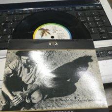 Discos de vinilo: U2 SINGLE WITH OR WITHOUT YOU U.K. 1987. Lote 178891795