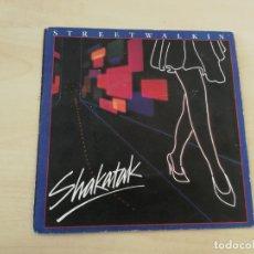 Discos de vinilo: DISCO VINILO MAXI SINGLE SHAKATAK. Lote 178897031