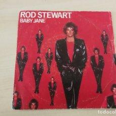 Discos de vinilo: DISCO VINILO MAXI SINGLE ROD STEWART. Lote 178897313