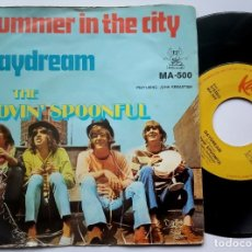 Discos de vinilo: THE LOVIN SPOONFUL - SUMMER IN THE CITY / DAYDREAM - SINGLE HOLANDES 1976 - KAMA SUTRA. Lote 178901428