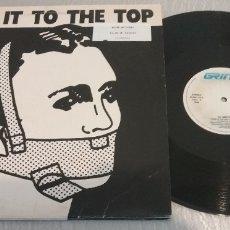 Discos de vinil: Q MATIC / TAKE IT TO THE TOP / MAXI-SINGLE 12 INCH. Lote 178907511