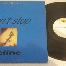 Discos de vinilo: CELINE / DON'T STOP / MAXI-SINGLE 12 INCH. Lote 178907748
