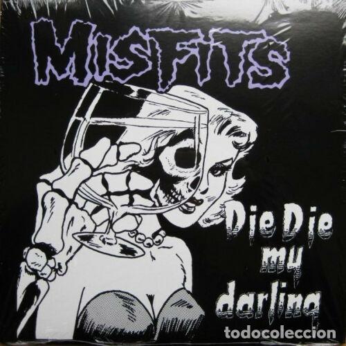 MISFITS DIE DIE MY DARLING (12 PULGADAS) . PUNK ROCK HORROR SHOCK RAMONES THE CRAMPS (Música - Discos de Vinilo - Maxi Singles - Punk - Hard Core)