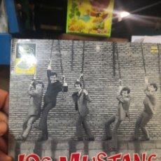 Discos de vinilo: LOS MUSTANG - MI VIDA + 3 EP 1964. Lote 178910255