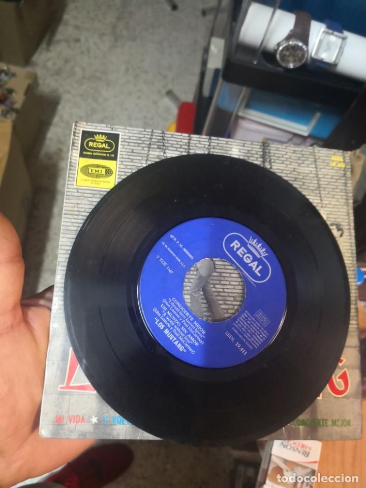 Discos de vinilo: LOS MUSTANG - MI VIDA + 3 EP 1964 - Foto 3 - 178910255