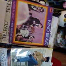Discos de vinilo: 2 DISCOS NINO BRAVO Y ADAMO. Lote 178911150