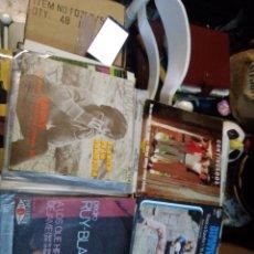 Discos de vinilo: 4 DISCOS. CONTINUADOS, JIMMY FREY, RUY-BLAS Y EL CHICO DE LA ARMONICA. Lote 178911520
