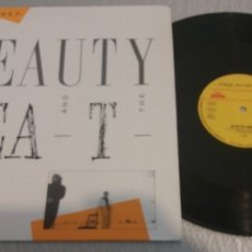 Discos de vinilo: BEAUTY AND THE BEAT / BUGS IN AMBER / MAXI-SINGLE 12 INCH. Lote 178919132