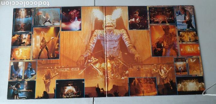 Discos de vinilo: Doble LP. Iron maiden. Live after death. - Foto 3 - 178924762