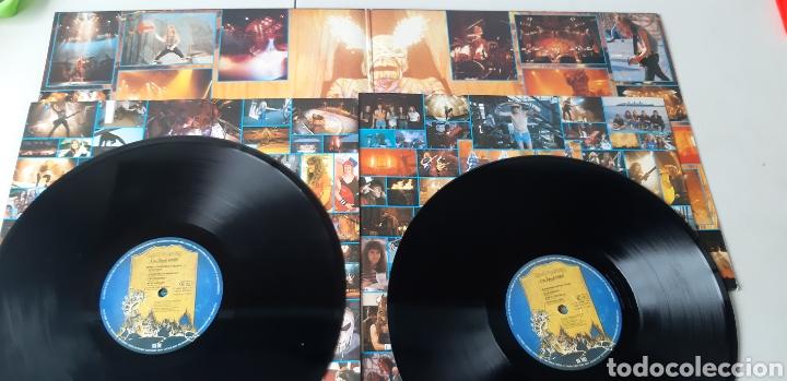 Discos de vinilo: Doble LP. Iron maiden. Live after death. - Foto 4 - 178924762