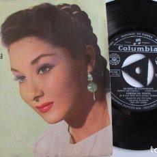 Discos de vinilo: MARIFE DE TRIANA / SOLEA + 3 TEMAS EP 1961. Lote 178924827