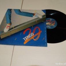 Discos de vinilo: TENGO 20 MAXI SINGLE 1987. Lote 178927557