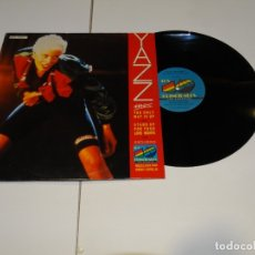 Discos de vinilo: YAZZ MAXI SINGLE THE ONLY WAY IS UP- STAND UP FOR YOUR LOVE RIGHTS 1988. Lote 178927943