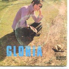 Discos de vinil: GLORIA / SENTADA A LA VERA DEL CAMINO / NO SOY UN POETA / POR ESO TE QUIERO + 1 (EP ORLADOR 1971). Lote 178933408