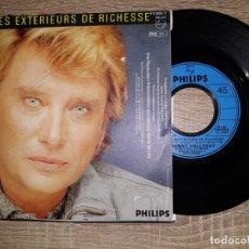 Discos de vinilo: JOHNNY HALLYDAY POUR CEUX QUI S,AIMENT.1983.. Lote 178933473