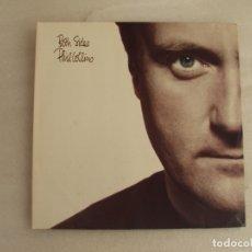 Discos de vinilo: PHIL COLLINS, BOTH SIDE. DOBLE LP EDICION ALEMANA 1993, WEA INTERNATIONAL. CARPETA ABIERTA.. Lote 178940127