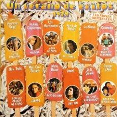 Discos de vinilo: LP VARIOS - UN VERANO DE ÉXITOS 1979, HISPAVOX – 60 - 288 , EN MUY BUEN ESTADO(VG++_EX). Lote 178948433