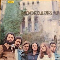 Discos de vinilo: LP MOCEDADES - MOCEDADES 5, 1974, NOVOLA – NLX-1041, GATRFOLD (VG_VG+). Lote 178949627