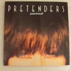 Discos de vinilo: PRETENDERS, PACKED! LP EDICION ALEMANA 1990 WEA RECORDS. Lote 178957656