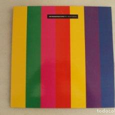 Discos de vinilo: PET SHOP BOYS, INTROSPECTIVE. LP EDICION ESPAÑOLA 1988 EMI ODEON. Lote 178958557