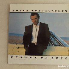 Discos de vinilo: BRUCE SPRINGSTEEN. TUNNEL OF LOVE. LP EDICION ESPAÑOLA 1987 CBS. Lote 178958783