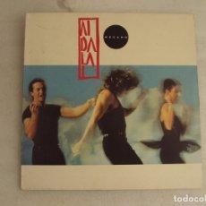 Discos de vinilo: MECANO. AIDALAI, LP EDICION ESPAÑOLA 1991 BMG ARIOLA. Lote 178960633