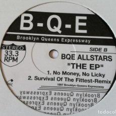 Discos de vinilo: BQE ALLSTARS - THE EP - 1997. Lote 178961495