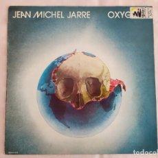 Discos de vinilo: JEAN MICHEL JARRE - OXYGENE. Lote 178965135