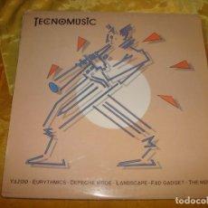 Discos de vinilo: TECNOMUSIC : YAZOO, EURYTHMICS, THE MOOD...... RCA, 1982. IMPECABLE (#). Lote 178967546