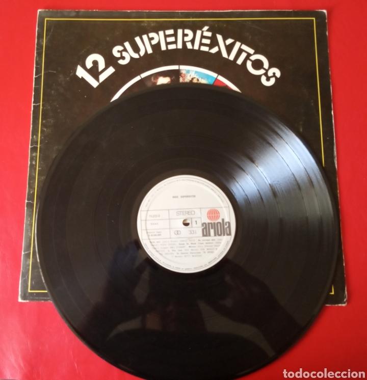 DISCO VINILO 12 SUPEREXITOS (Música - Discos - LP Vinilo - Grupos Españoles de los 70 y 80)