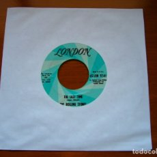 Discos de vinilo: THE ROLLING STONES THE LAST TIME / PLAY WITH FIRE (LONDON 45-LON 9741 - USA 1965) ORIG SINGLE. Lote 178973441