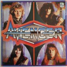 Discos de vinilo: AVENGER - BLOOD SPORTS / KILLER ELITE - VICTORIA - E-401038 - DOBLE LP COMPILACIÓN - ESPAÑA - 1985. Lote 178973728