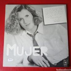 Discos de vinilo: DISCO MUJER GLORIA OSTIZ. Lote 178975370