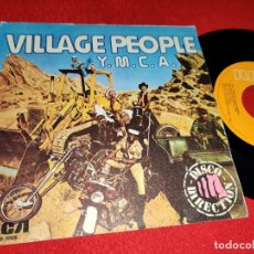 Dischi in vinile: VILLAGE PEOPLE Y.M.C.A./THE WOMEN 7'' SINGLE 1978 RCA SPAIN ESPAÑA. Lote 178975777