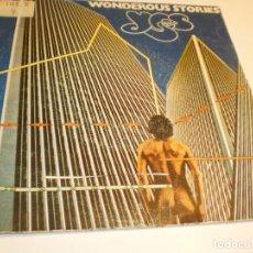 Discos de vinilo: SINGLE YES. WONDEROUS STORIES. PARALLELS ATLANTIC 1978 SPAIN (PROBADO Y BIEN, BUEN ESTADO). Lote 178976648