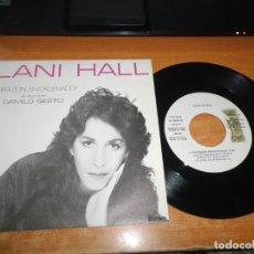 Discos de vinilo: LANI HALL & CAMILO SESTO CORAZON ENCADENADO / VEN A MIS BRAZOS SINGLE VINILO PROMO DEL AÑO 1984. Lote 206275187